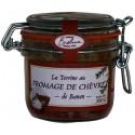 Terrine au fromage de chèvre de Banon