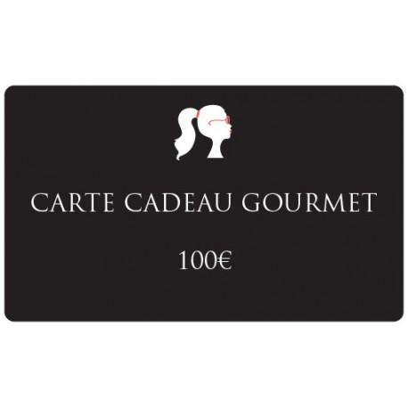 100€ Gourmet gift card