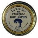 Provence pâté with porcini mushrooms