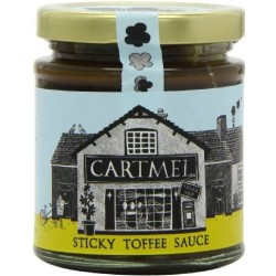 Sticky Toffee Sauce
