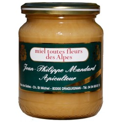Alpes Mountain Honey