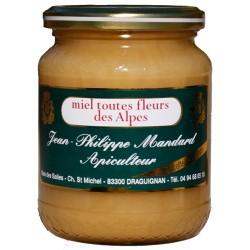 Miel toutes fleurs des Alpes