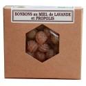 Bonbons BIO Miel de Lavande et Propolis