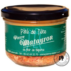 Pâté with Espelette Chili