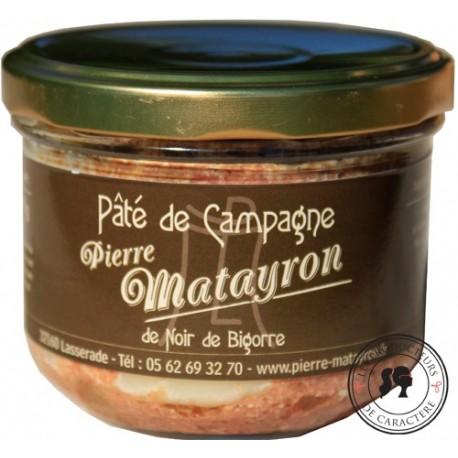 Pâté de Campagne de Porc Noir de Bigorre