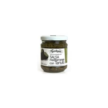 Pâte d'olives à la truffe