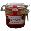 Provence pâté with red peppers