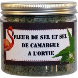 Fleur de sel aux orties