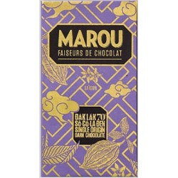 Dak Lak 70% Marou chocolate