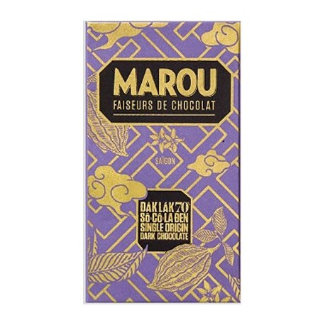 Chocolat Marou DaK Lak 70%