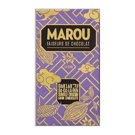 Dak Lak 70% Marou chocolate