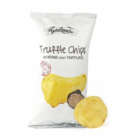 Chips aux truffes