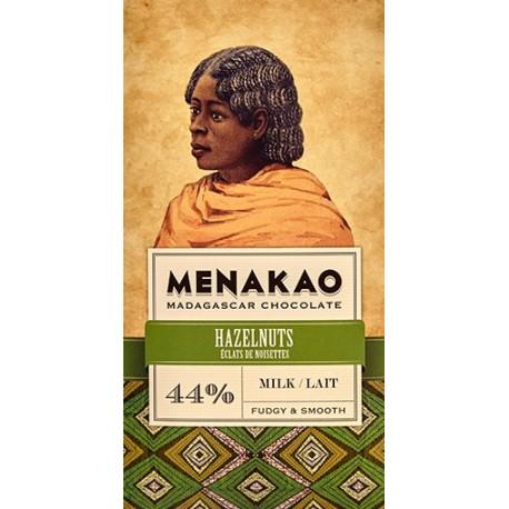 80% black Madagascar chocolate bar