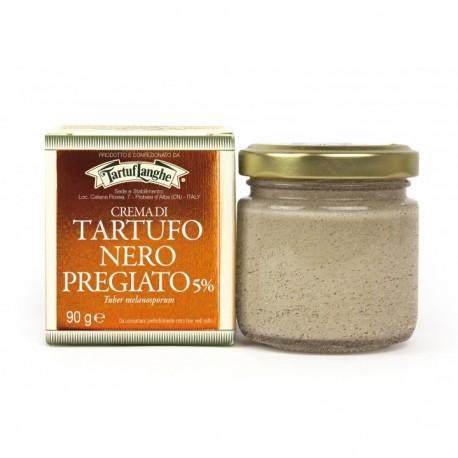 Crème de truffe noire