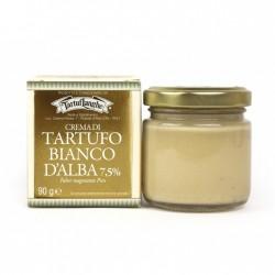Crème de truffe blanche d'Alba