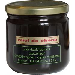 Miel de chêne 500g - Lautard Apiculteur