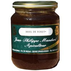 Miel de forêt Jean Philippe Mandard