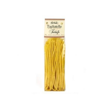 Truffle eggs pasta