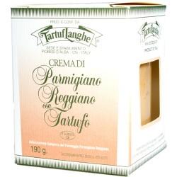 Crème de parmesan reggiano AOP à la truffe