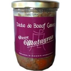 Gascony beef stew