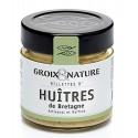 Rillettes aux huitres de Bretagne