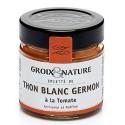 Émietté de thon à la tomate