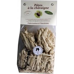 Pâtes à la châtaigne d'Ardèche