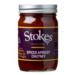 Spiced abricot chutney