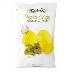 Chips au pesto
