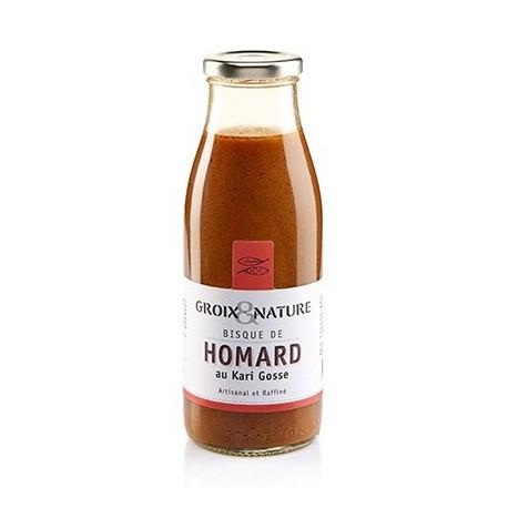 Bisque de Homard au Kari Gosse