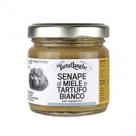 Moutarde à la truffe et au miel