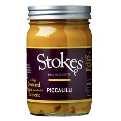 Sauce Piccalilli