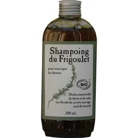 Shampoing du Frigoulet aux huiles essentielles BIO