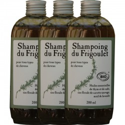 Shampoing du Frigoulet - Lot de 3