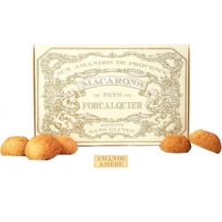 Bitter Almond Macarons
