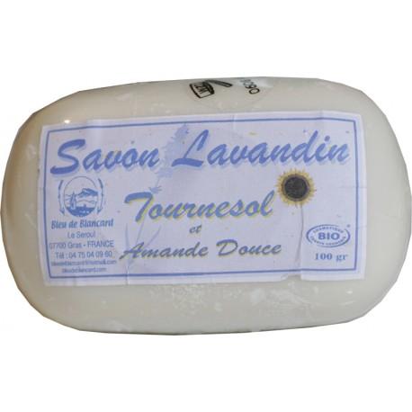 Organic lavender oil soap