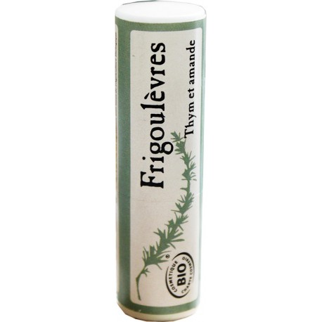 Organic Lip Balm with thyme essenital oil