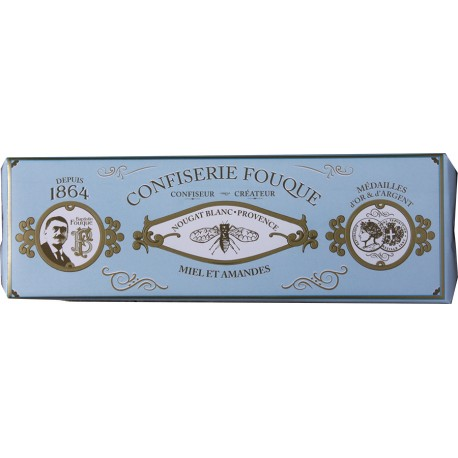 Provence white nougat