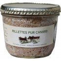 French duck rillettes