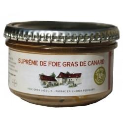 Suprême de foie gras de canard - Foie gras Jacquin La Gourmande