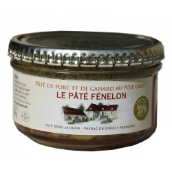 FENELON pâté with duck Foie gras