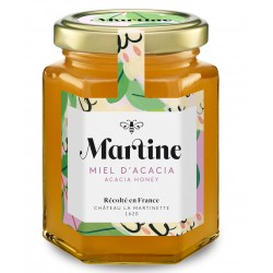 Acacia honey 250g - Martine - Château la Martinette
