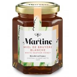Miel de bruyère blanche - Miel Martine, Château la Martinette 1620