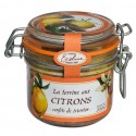 Terrine aux citrons confits de Menton