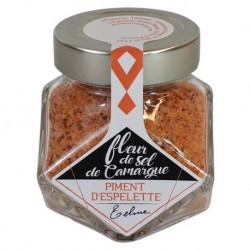 Camargue Sea Salt with Chili