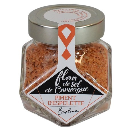Espelette Chilli Camargue Sea Salt