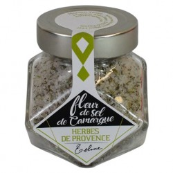 Provence Herbs Camargue Sea Salt