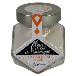 Fleur de sel de Camargue - Maison Telme - 200g