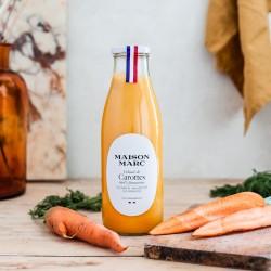 Velouté de carottes, Maison Marc