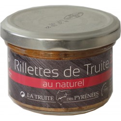 Rillettes de Truite au naturel